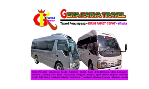 Travel Surabaya Rembang dengan Gema Karya